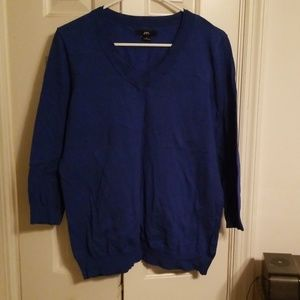 4 For $30!! - Women's Anne Klein V-neck sweaters